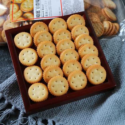 小奇福饼干雪花酥麦芽饼500g