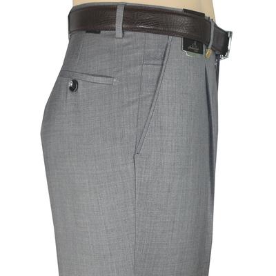 Chim gõ kiến nam trung niên quần nam cao eo squat mùa hè phần mỏng trung niên lỏng thường phù hợp với quần