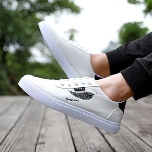 时尚男士韩版帆布鞋运动休闲男鞋
