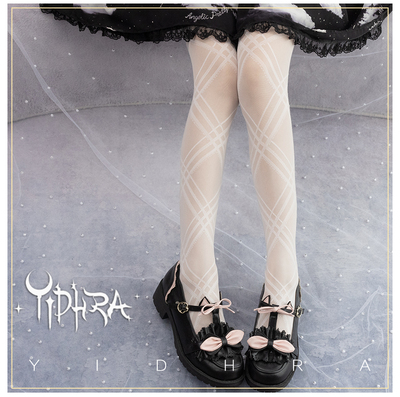 taobao agent Yidhra Dream Witch Original {Ribbon Doll Story} Marionette Lolita Summer Pantyhose