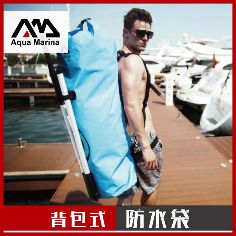 AquaMarina Le ngoài trời 90L túi chống thấm nước túi hành lý túi du lịch di chuyển túi chống thấm nước trôi túi