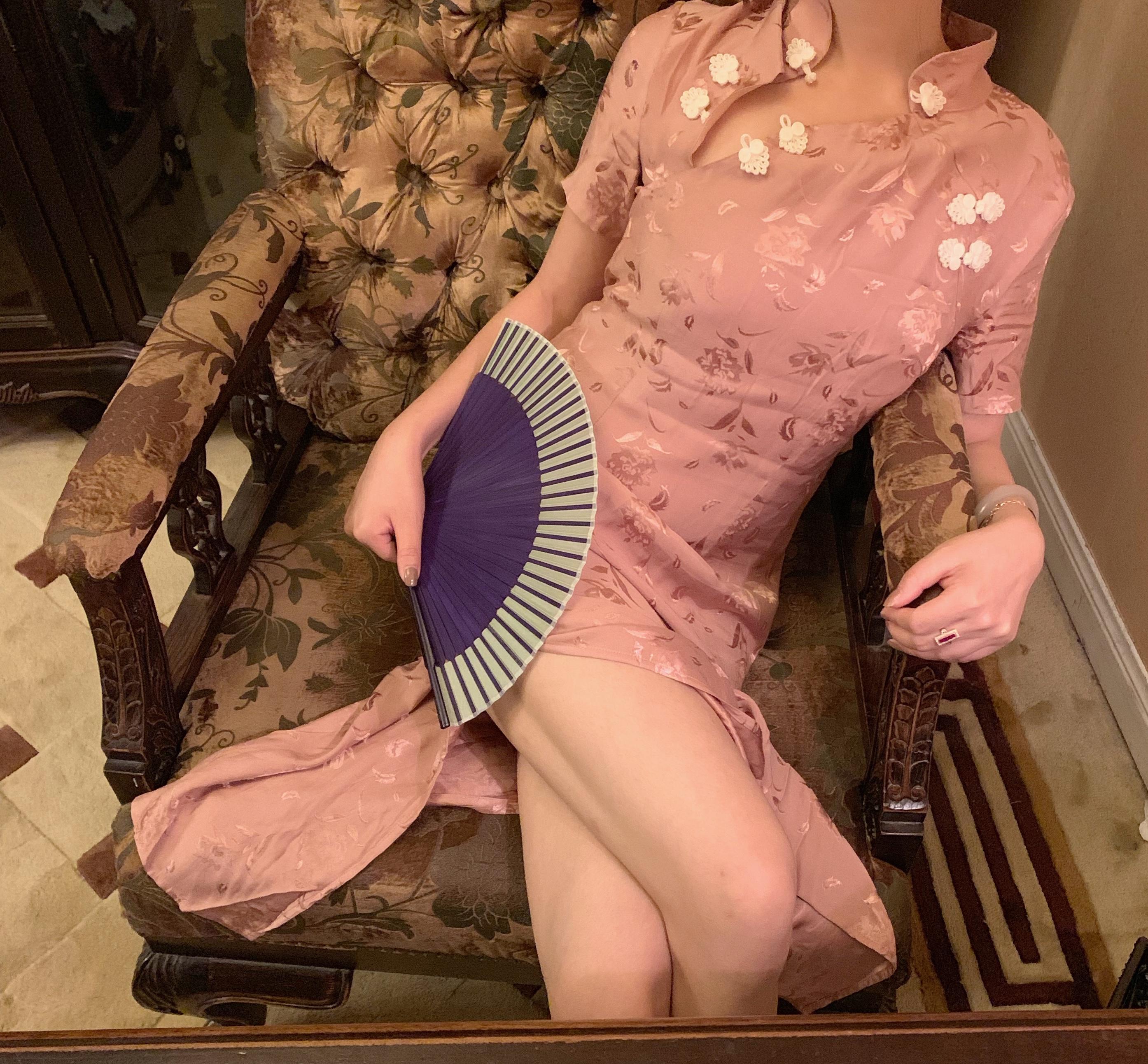 [好店推荐]淘宝改良旗袍店铺推荐,穿旗袍可以这么美13