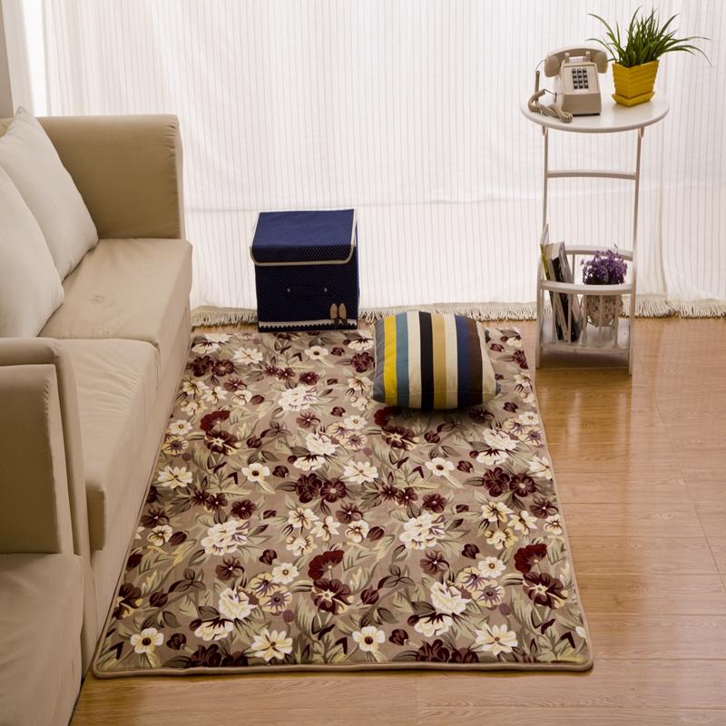 欧式客厅茶几满铺长方形地毯简约现代卧室床边榻榻米飘窗加厚地毯