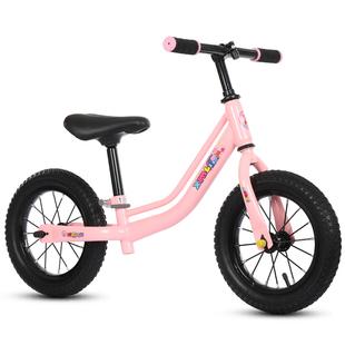儿童平衡车滑步车小孩无脚踏自行车