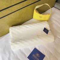 【因港澳客户违约,限时亏本清仓】希尔顿乳胶枕实付49.9元到手包邮