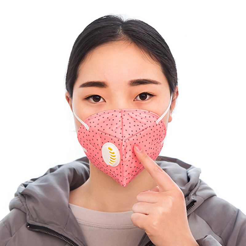 时尚口罩pm2.5透气女 成人口罩透气男 耳戴式保暖加厚专用