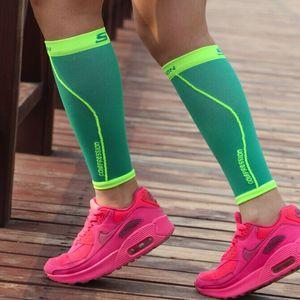 Lion King cơ bắp chân nén bộ chạy xe đạp thể thao xà cạp xà cạp bê bộ chàng trai và cô gái bóng rổ marathon mùa hè