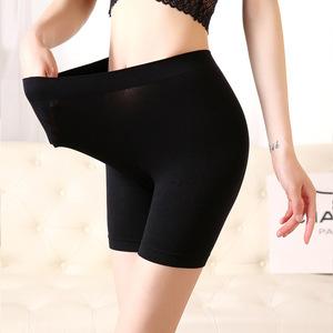Quần lót nữ võ sĩ quần an toàn liền mạch ba quần MM200 kg với quần hip