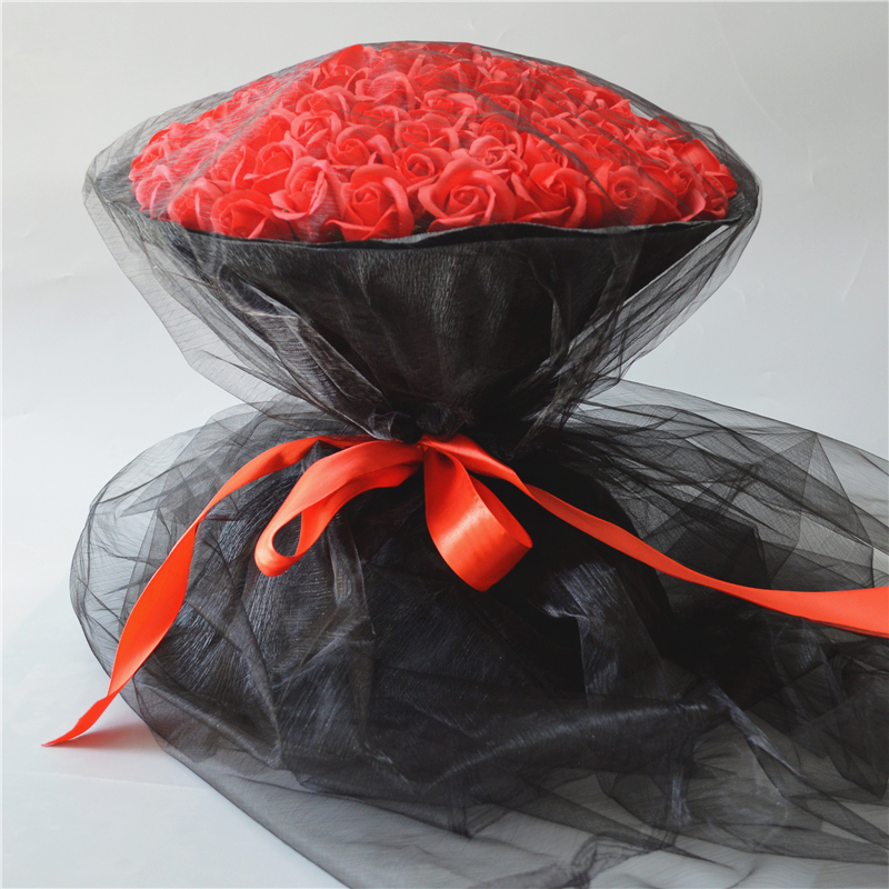 99 Rose Bouquet Birthday Gift Girl 38 Womens Day To Send Friends Mother Girlfriends Wife Creative Practical