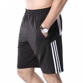 运动短裤男跑步健身速干五分裤