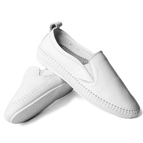 百搭乐福鞋
