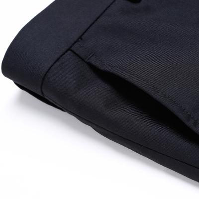 Mùa thu và mùa đông nam quần đen Hàn Quốc phiên bản của tự trồng chân nhỏ phù hợp với quần kinh doanh ăn mặc thanh niên phù hợp với bình thường quần Suit phù hợp