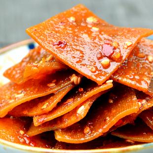 湖南特产香辣豆腐干零食香干豆皮小吃辣条