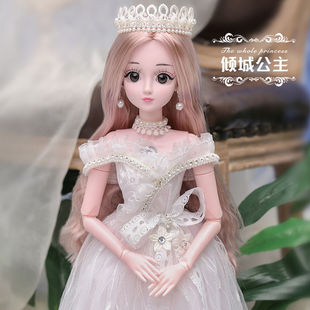 芭比娃娃套裝女孩公主兒童玩具洋娃娃