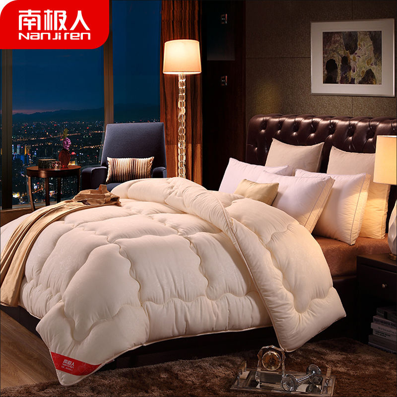 南极人被子被芯棉被褥单人双人太空调被冬被