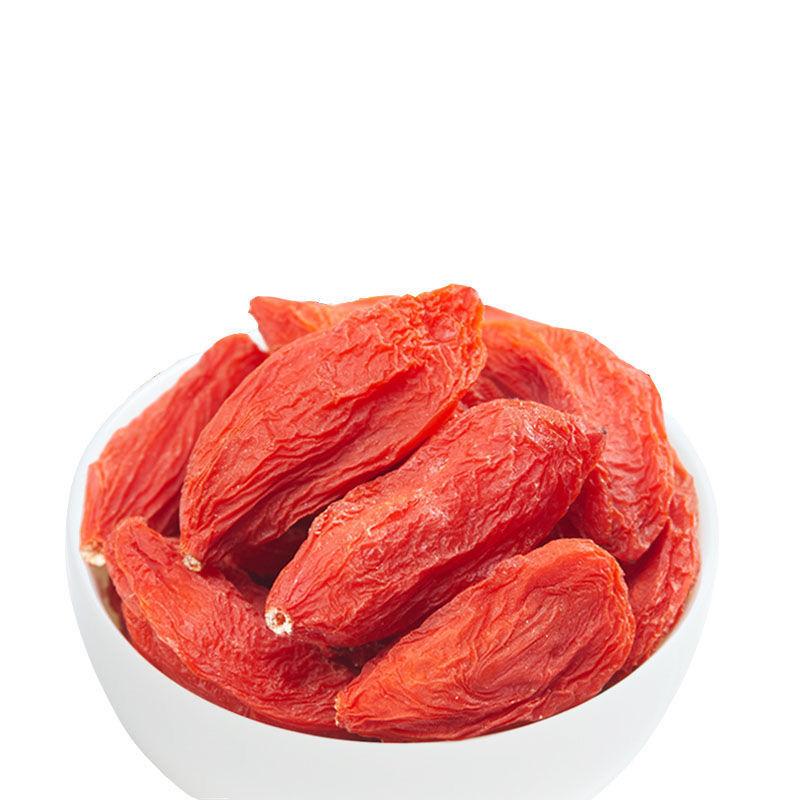 宁夏农家特级头茬新货罐装红枸杞子