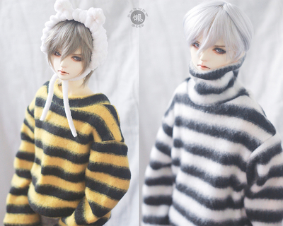 taobao agent BJD baby clothes SD doll sd17 3 4 points Uncle male and female baby long-sleeved sweater daily wild casual plush sweater