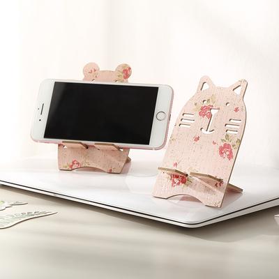 创意支架床头桌面直播手机座看电视架子平板电脑支架手机架托架