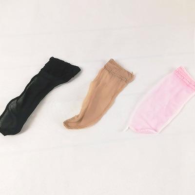 taobao agent 【Three pack】Ultra-thin transparent sexy temptation pseudo-mother CD cross-dressing stockings control men's entertainment panties JJ sets