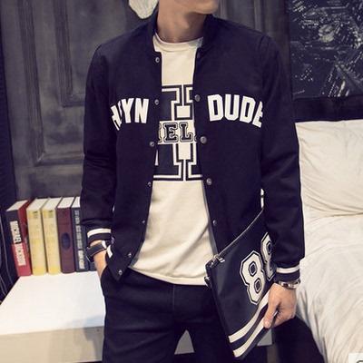 Thanh niên áo khoác nam mùa hè Hàn Quốc xu hướng kem chống nắng quần áo junior học sinh trung học đẹp trai scorpion thể thao áo khoác mỏng Đồng phục bóng chày