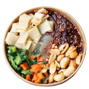 【忆香街】酸辣粉6桶整箱嗨吃家80食堂