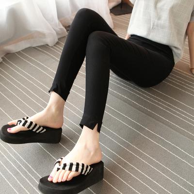 孕妇打底裤冬季加绒孕妇裤秋冬裤子孕妇装秋装托腹裤外穿小脚长裤