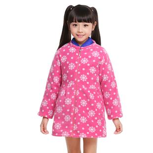小中大童罩衣防水吃饭衣围兜外套