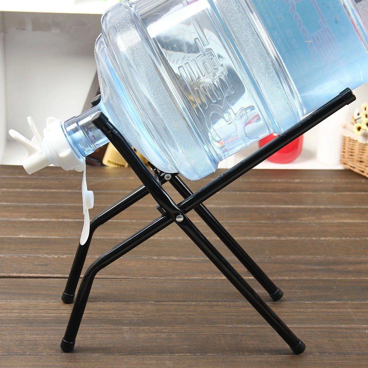 华梦U型折叠桶装水支架
