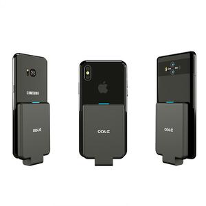 OISLE蘋果11 X專用背夾充電寶三星華為P30無線便攜小膠囊移動電源