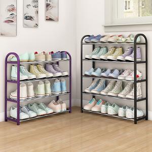 鞋架子家用经济型简易放门口多层防尘鞋架组装宿舍收纳神器省空间
