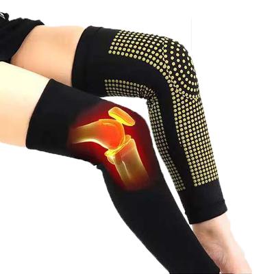 禹健艾草篮球护膝保暖老寒腿正品自动发热女士关节运动男膝盖防寒