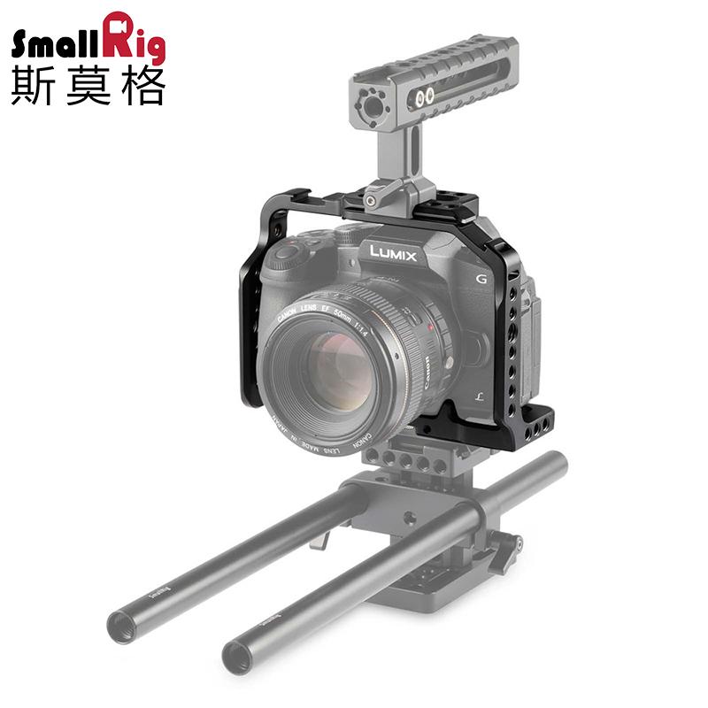 Smog smallrig Panasonic G85 G80 SLR thỏ lồng cầm tay ổn định máy ảnh