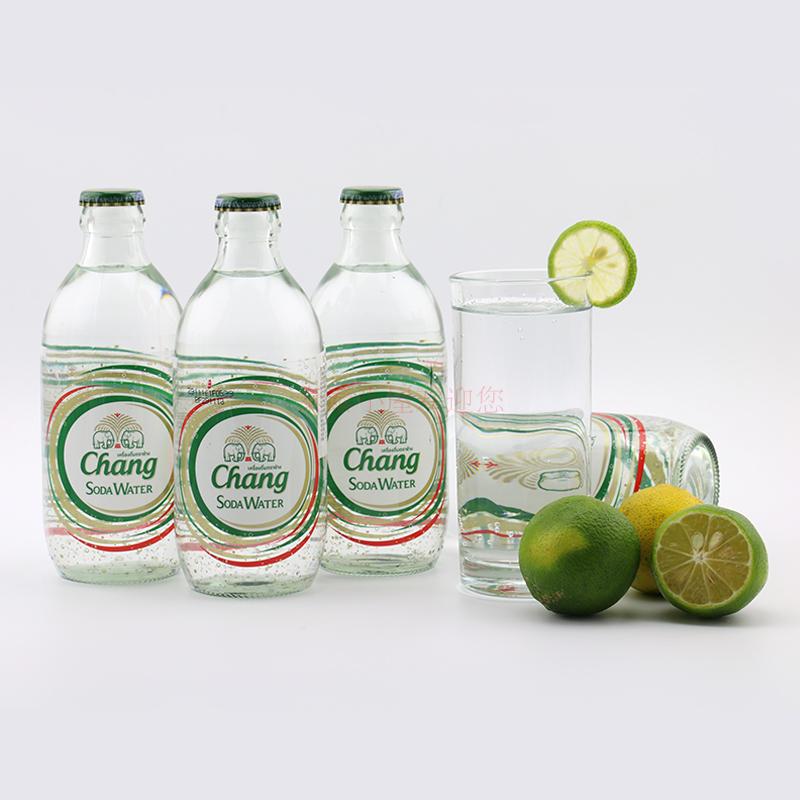 泰国进口 Chang 大象牌 无糖苏打水 325ml*12瓶 淘宝优惠券折后¥37.9包邮(¥39.9-2)