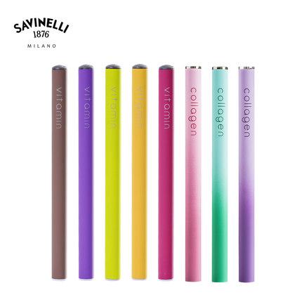 沙芬SAVINELLI可吸入式能量棒维他命雾化棒水果味电子烟戒烟神器