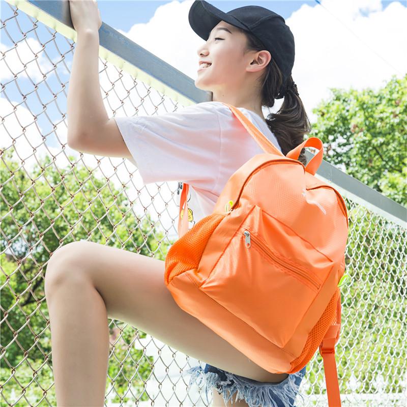 Công suất lớn kinh doanh du lịch nữ mô hình hành lý gấp túi chạy ba lô vai thời trang 2017 mới nam túi du lịch