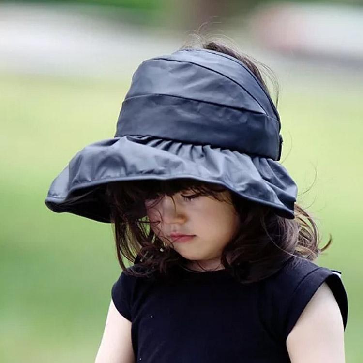 宝宝太阳帽女童亲子帽春夏季儿童遮阳帽优惠券3元淘宝店铺包邮