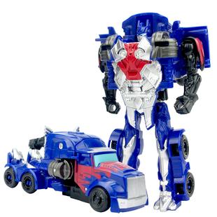 变形玩具金刚大黄蜂迷你小汽车机器人拼装模型套装男孩儿童消防车