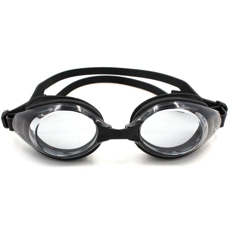 树熊少女瑞和正品时尚大气高清防水防雾游泳平光游泳镜100