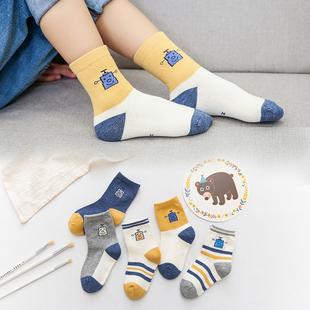 女童秋冬儿童宝宝袜子