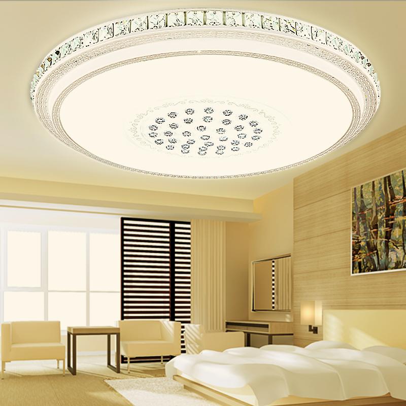 LED吸顶灯大气圆形现代简约客厅灯卧室灯具餐厅过道阳台家用灯饰[优惠价2元卖出16246件]
