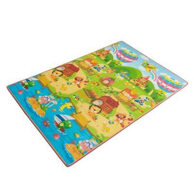 【隔凉加厚防水款】宝宝爬行垫防水爬爬垫防水地板泡沫垫子地垫