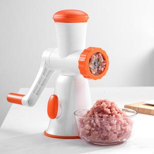 手动绞肉机料理机多功能家用 绞肉灌肠机