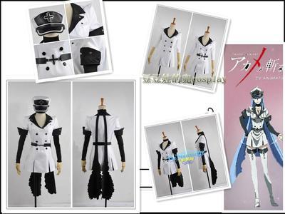 taobao agent Cosplay animation game Slash·Crimson Eye! Free shipping custom esdes COS clothing