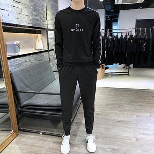 男士卫衣套装韩版潮流休闲运动服