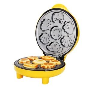 Bánh crepe tự động bánh pancake thông minh chống trượt bánh chống tróc bánh mỳ điện nướng bánh ngon