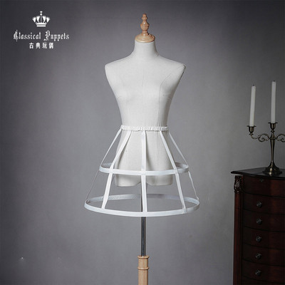 taobao agent Basic fish bone classical doll lolita skirt in stock