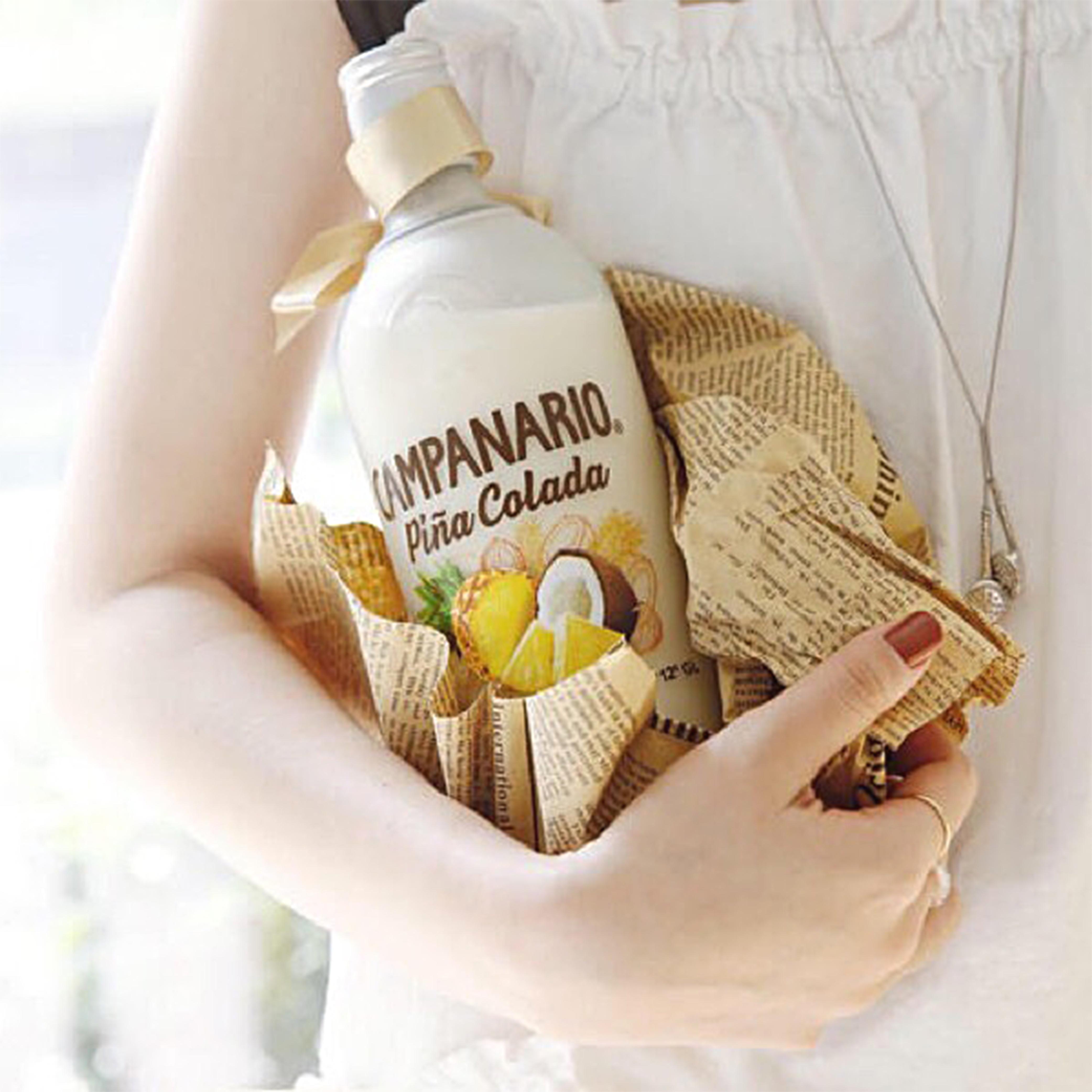 菠萝椰奶力娇酒利口酒小甜酒,情人节少女微醺礼物