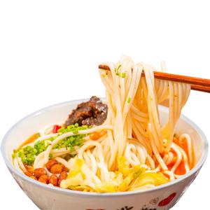 湖南米粉速食方便米线新化向东街红汤牛肉粉邵阳常德津市牛肉粉丝
