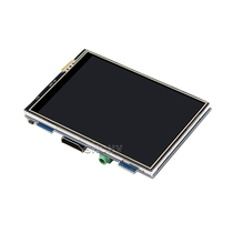 Display Generation 3.5-inch Plug-and-Play Raspberry PI