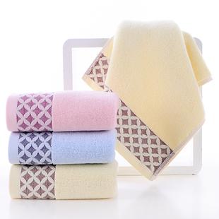 毛巾纯棉洗脸家用全棉柔软吸水不掉毛